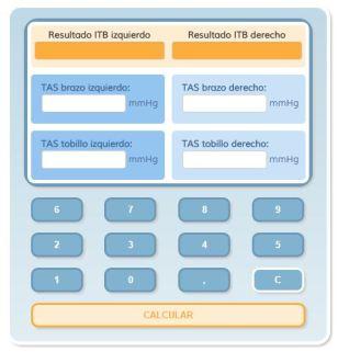 calculadora ITB