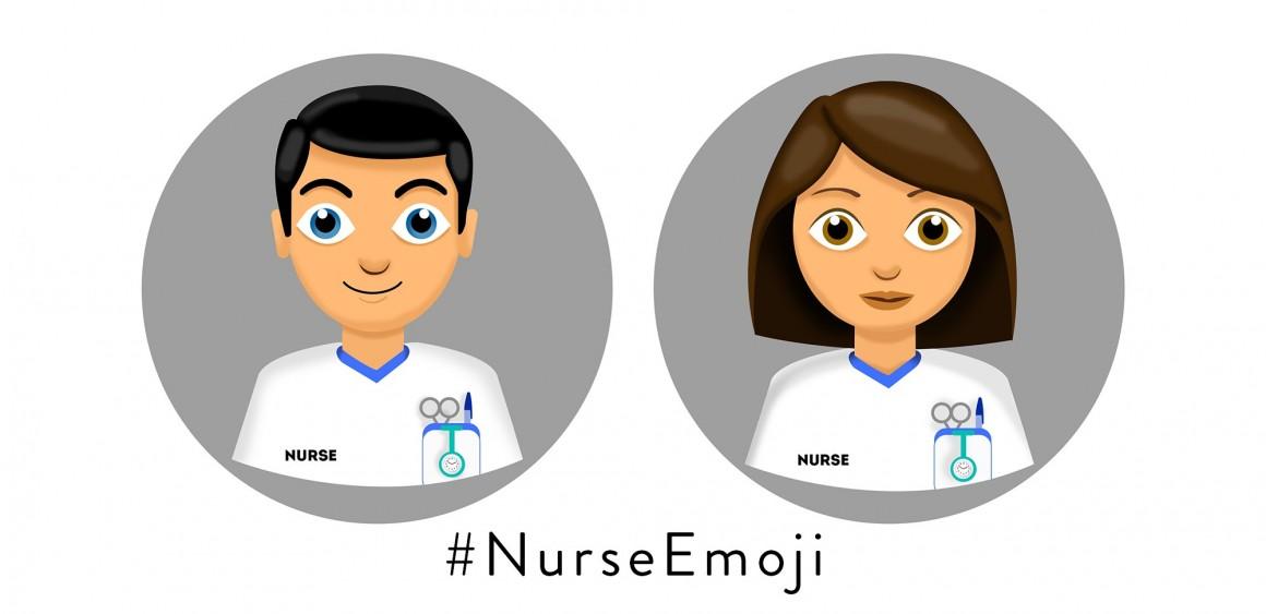 #NurseEmoji